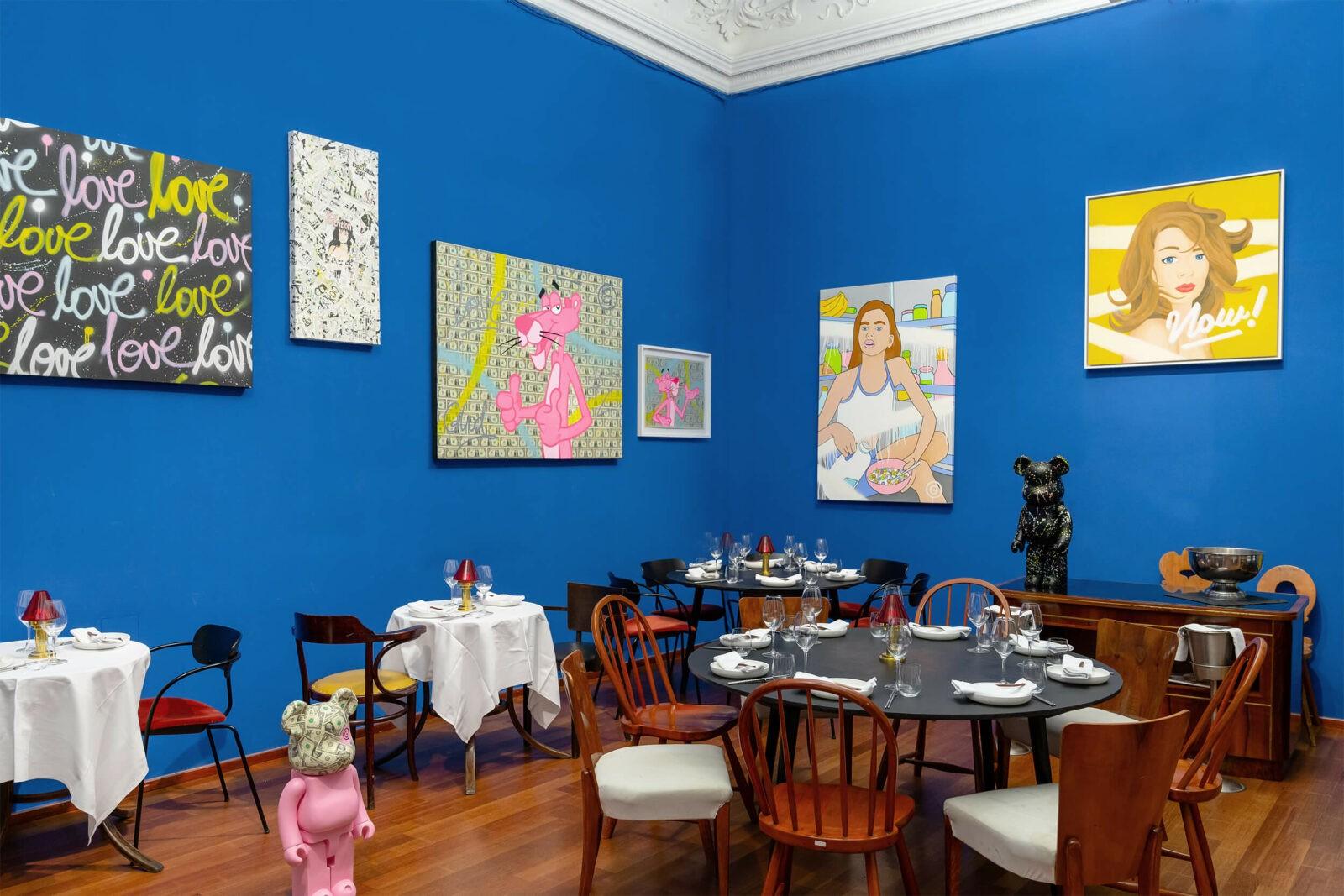 Glod Art 1o1 Exhibition Ausstellung Vienna