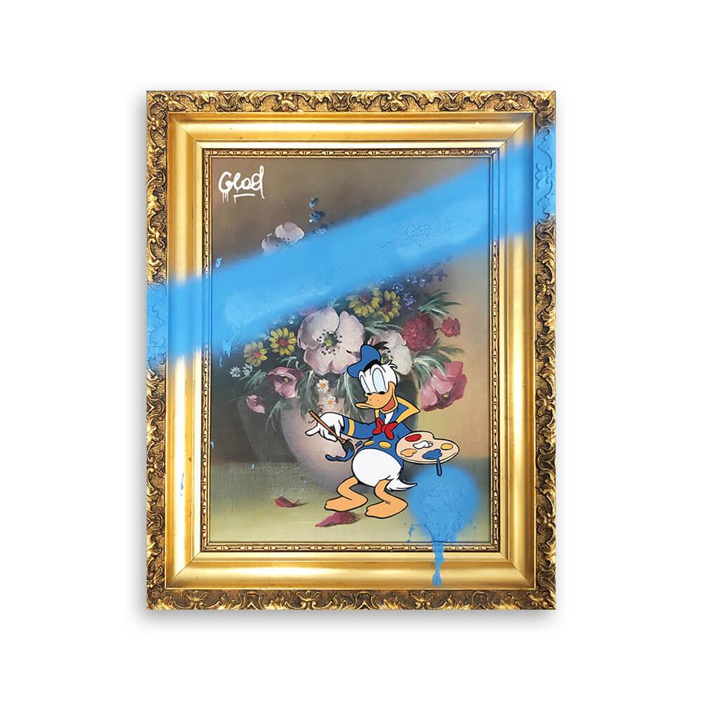 Glod-Art-Duck-Antique
