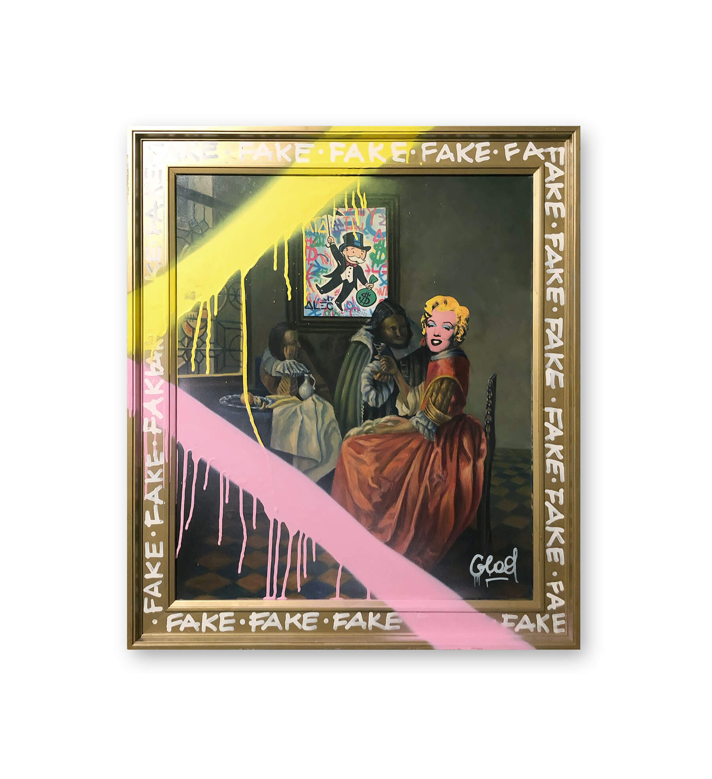 Glod-Art-Fake